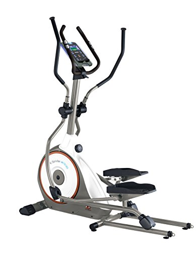 Body Sculpture BE7312G Folding Programmable Magnetic Elliptical | 17 Smart Programmes | Adjustable Magnetic Tension | App Suite | Track Your Progress | More