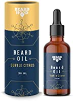 Beardhood Subtle Citrus Beard Oil 30ml