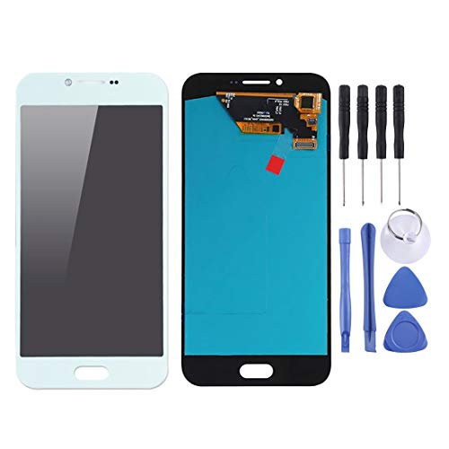 Vervangend LCD-scherm voor Samsung Galaxy A8 (2016), A810F / DS, A810YZ (zwart) Digitizer Full Assembly ForSa, Regulable