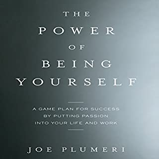 The Power of Being Yourself cover art