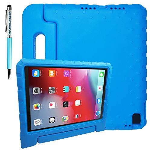 AFUNTA - Custodia protettiva compatibile con iPad da 10,5', per bambini a prova di urti, leggera protezione e penna touch, compatibile con iPad da 10,5'