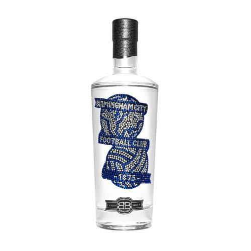Bohemian Brands Crystal Edition Birmingham City FC Premium Vodka, 70 cl