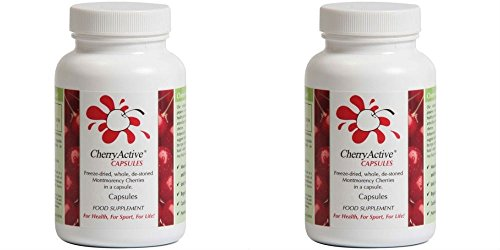 (2 Pack) - Cherry Active - CherryActive Capsules | 30's | 2 PACK BUNDLE