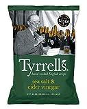 Tyrrels Chips Vinegar And Sea Salt (All'Aceto e Sale Marino)...