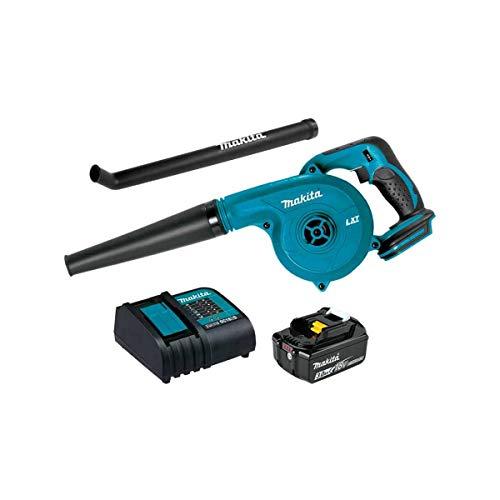 Sopladora Bateria 18V + Cargador Boquilla DUB182SFX1 Mak