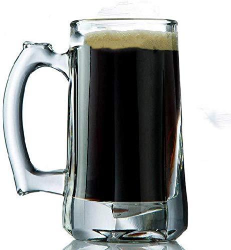 WQF Vasos De Cerveza Jarras De Cerveza Cerveza, Vaso De Vino, Cerveza De Corbata, Bebida, Catering Grande, Leche, Bar, Jarra De Cerveza Individual 350Ml