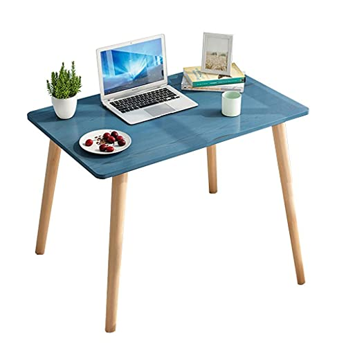 qx Escritorios Mesas Escritorio, Escritorio para computadora, Escritorio para el hogar Escritorio de estilo minimalista nórdico, un escritorio pequeño en el dormitorio, escritorio mesa individual para