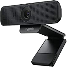 Computer Webcam C925e HD with Privacy Shutter - 1080p Streaming Widescreen Video Camera - Built in 2 Omni-Directional Mics...