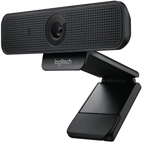Computer Webcam C925e HD with Privacy Shutter - 1080p Streaming Widescreen Video Camera - Built in 2 Omni-Directional Mics for Recording, for Computer Desktop and Laptop - Certified for Business