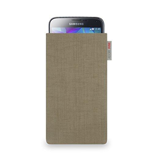 Adore June Classic - Funda para Samsung Galaxy S5 - Original Cordura® - Dorado