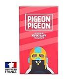 PIGEON PIGEON - Jeu ambiance, bluff et créativité - jeu de société fabriqué en France