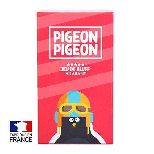 Pigeon Pigeon - Jeu ambiance, bluff, créativité - jeu de soc