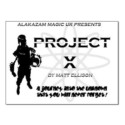 Project X by Alakazam & Matt Ellison - Trick