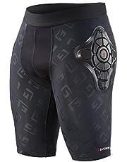 G Form Pro-x Short Men Black/GF Logo 2018 – Protección Inferior del Cuerpo – Pro-X Short Men Black/GF Logo 2018 – Unisex, Unisex Adulto, CS0202334, Negro, Medium