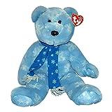 TY Beanie Buddy - 1999 HOLIDAY TEDDY