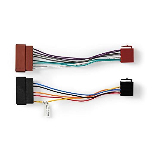 Autokit 253102 Cable Adaptador OEM-ISO