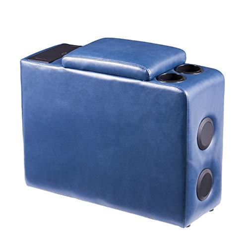 Southern Enterprises Menlow Speaker console, Blue