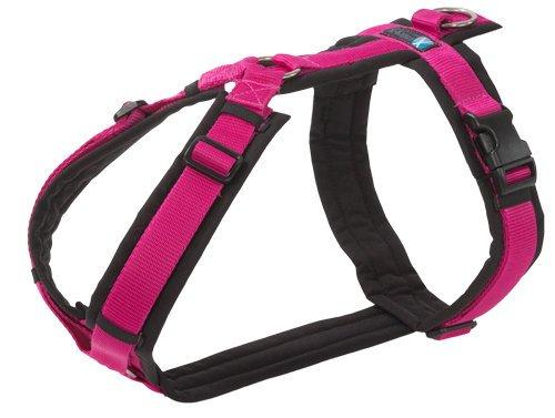 Brustgeschirr pink NEW - Geschirr Fun - Gr. S