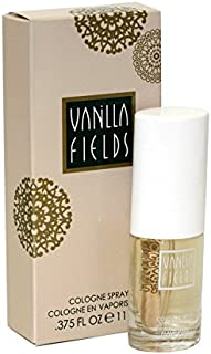 Coty Vanilla Fields Cologne Spray for Women, 0.375 Ounce
