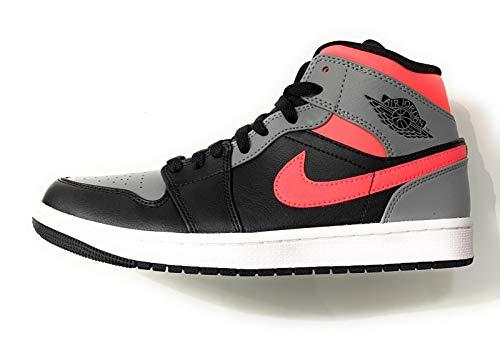Nike Air Jordan 1 Mid Pink Shadow 554724-059 - Talla 42