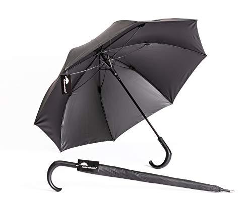 New Improved Unbreakable Walking Stick Umbrella Standard Model Golf Self-Defense