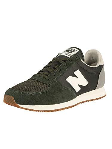 Zapatillas de mujer New Balance 220, color Verde, talla 44 EU