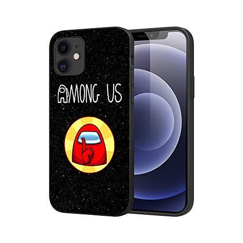 JDSWAN Among us Impreso Teléfono Caso Funda para Apple iPhone 6Plus / 6sPlus Suave Silicona TPU Phone Case Cover Anti-rasguños Funda Carcasa de Telefono