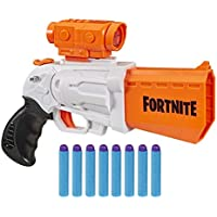 NERF 4-Dart Hammer Action Fortnite SR Blaster