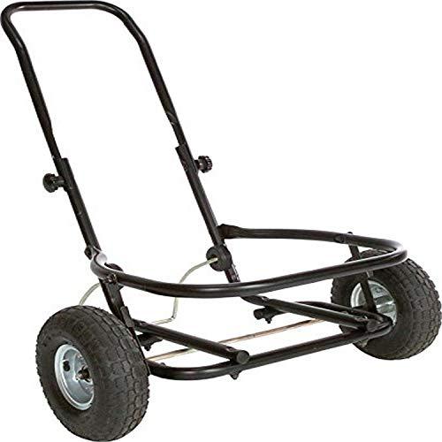 Little Giant CA500A Miller CO Muck Cart, Black