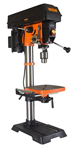 WEN 4214 12-Inch Variable Speed Drill Press,Orange