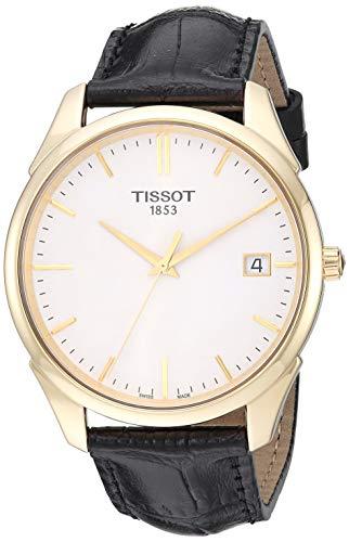 Orologio Tissot T-Gold T9204101601100 Al quarzo (batteria) Oro Quandrante...