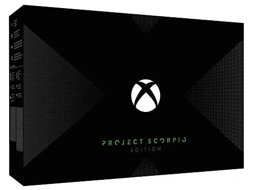 Xbox One X Konsole 1 TB - Project Scorpio Edition
