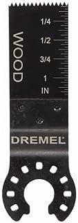 Dremel MM440B Multi-Max Wood Flush Cut Blade, 3-Pack