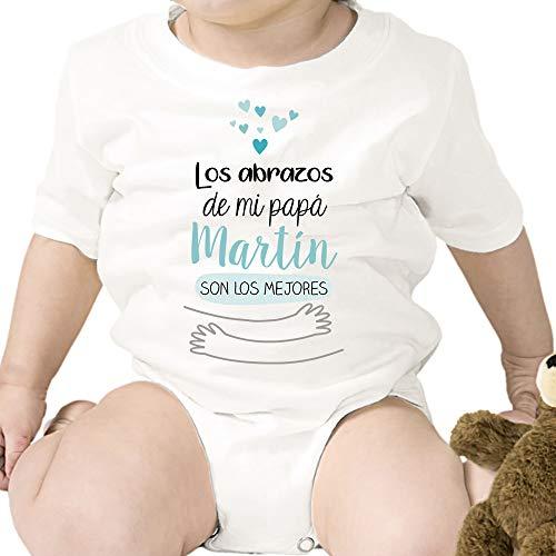 Regalo personalizado: body para bebé o camiseta para niño o niña