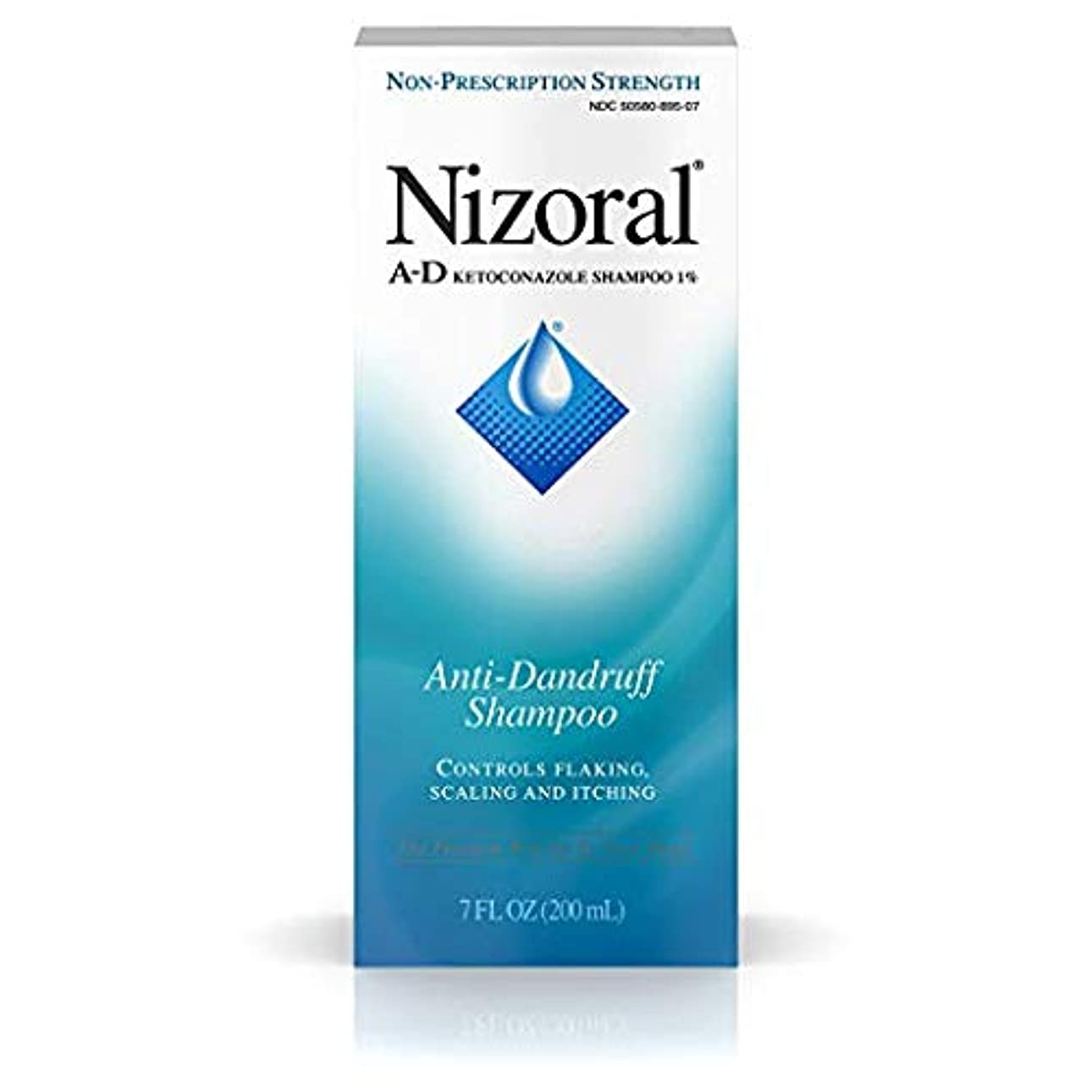 調査内側許されるフケ用シャンプー Nizo-ral A-D Anti-Dandruff Shampoo 200ml