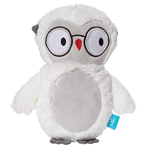 Manhattan Toy Plush Pals Owly Friendly Monster Stuffed Animal, 13'