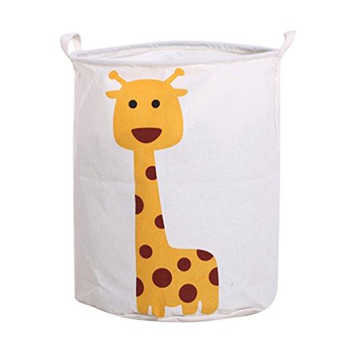 Cesto de ropa sucia para niños impermeable