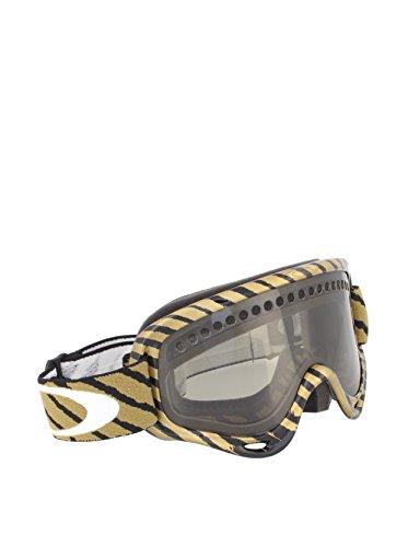 Oakley XS O Frame Masque de ski mixte enfant Monture: Shaun White Sig. Blk/Gold Verres: Persimmon