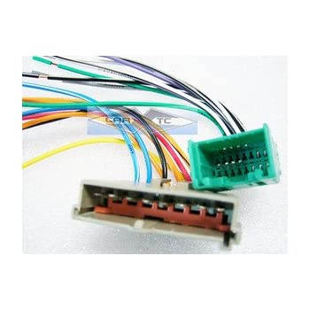 [SCHEMATICS_4UK]  Amazon.com: Carxtc Stereo Wire Harness fits Ford Ranger Mini 95 96 97 1995  1996 1997: Automotive | 1996 Ford Ranger Radio Wiring |  | Amazon.com
