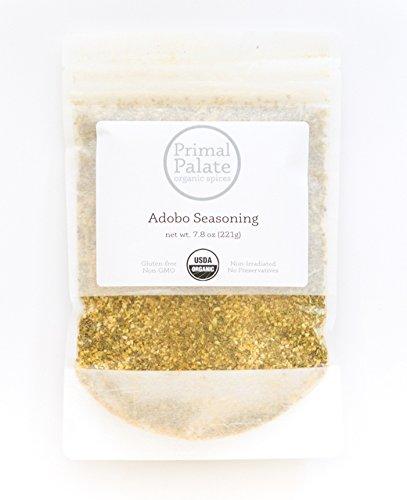 Primal Palate Organic El Paso Mall Spices Seasoning Adobo Certified Sacramento Mall