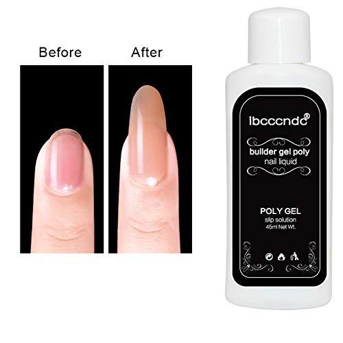 Poly Gel Slip Solution Builder Poly Gel Nail Gel Extension Liquid per nail art nail liquid