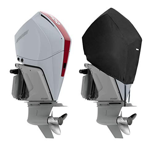 Oceansouth Mercury Half Outboard Cover 250HP, 300HP, 200 to 300 Pro XS, 450R - 4 Stroke V8 4.6L (2018)