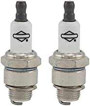 Briggs & Stratton 796112-2pk Spark Plug (2 Pack) Replaces J19LM, RJ19LM, 802592, 5095K
