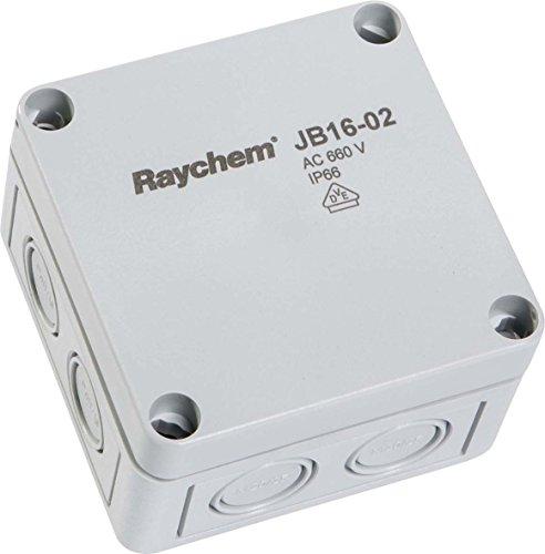 nVent Thermal Anschl.-/Verbindungskasten JB16-02 Zubehör für Heizbänder 5017455001853