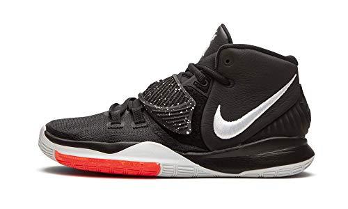 Nike Kyrie 6 (GS) [BQ5599-001] Kids Basketball Shoes Irving Black/White/US 6.5Y