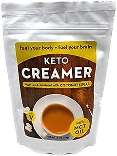 Keto Creamer (Vanilla, 6 oz)