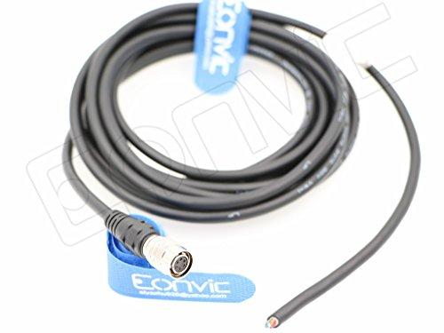 eonvic 6Pin Female-Anschluss zu High Flex sfcc CCD Weiches Kabel für Basler Kamera, GigE AVT Industrie Kamera