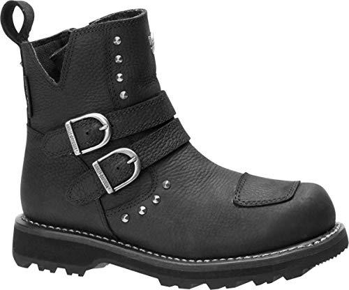 Harley-Davidson Women's Amesbury Waterproof Motorcycle Boots