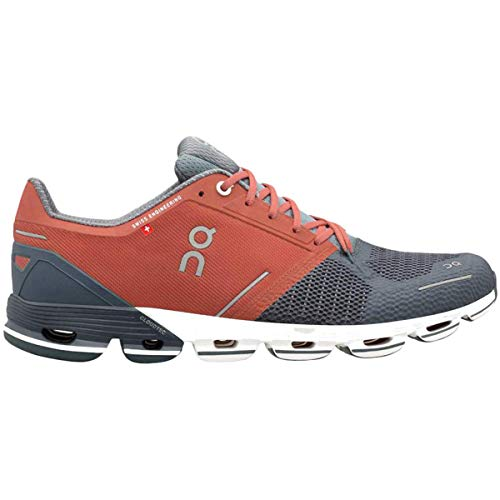 On Running Schuhe Cloudflyer Rust Stone Herren 40 5 Rosa