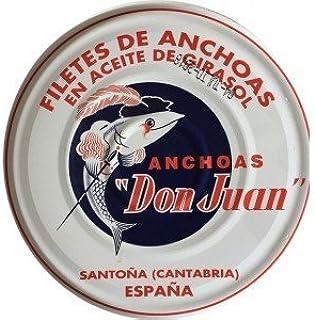 comprar comparacion Anchoas Santoña Don Juan RO-550